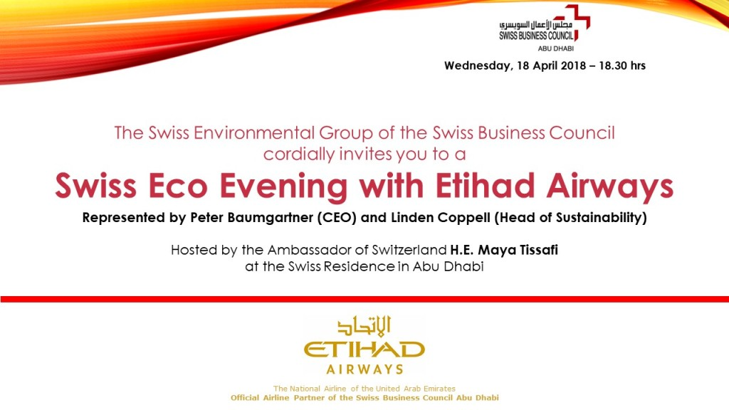 Invitation - SBC EG with Etihad