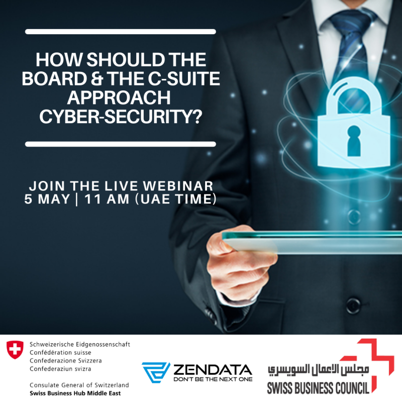 Flyer_How Should the Board & the C-Suite Approach Cybersecurity_updated 25.04.2021